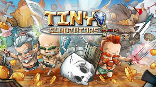 Tiny Gladiators Mod Apk v1.3.8 (unlimited Gold+Gems)