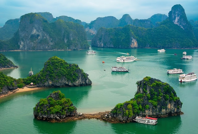 Vietnam's 5 most attractive travel destinations for January 1