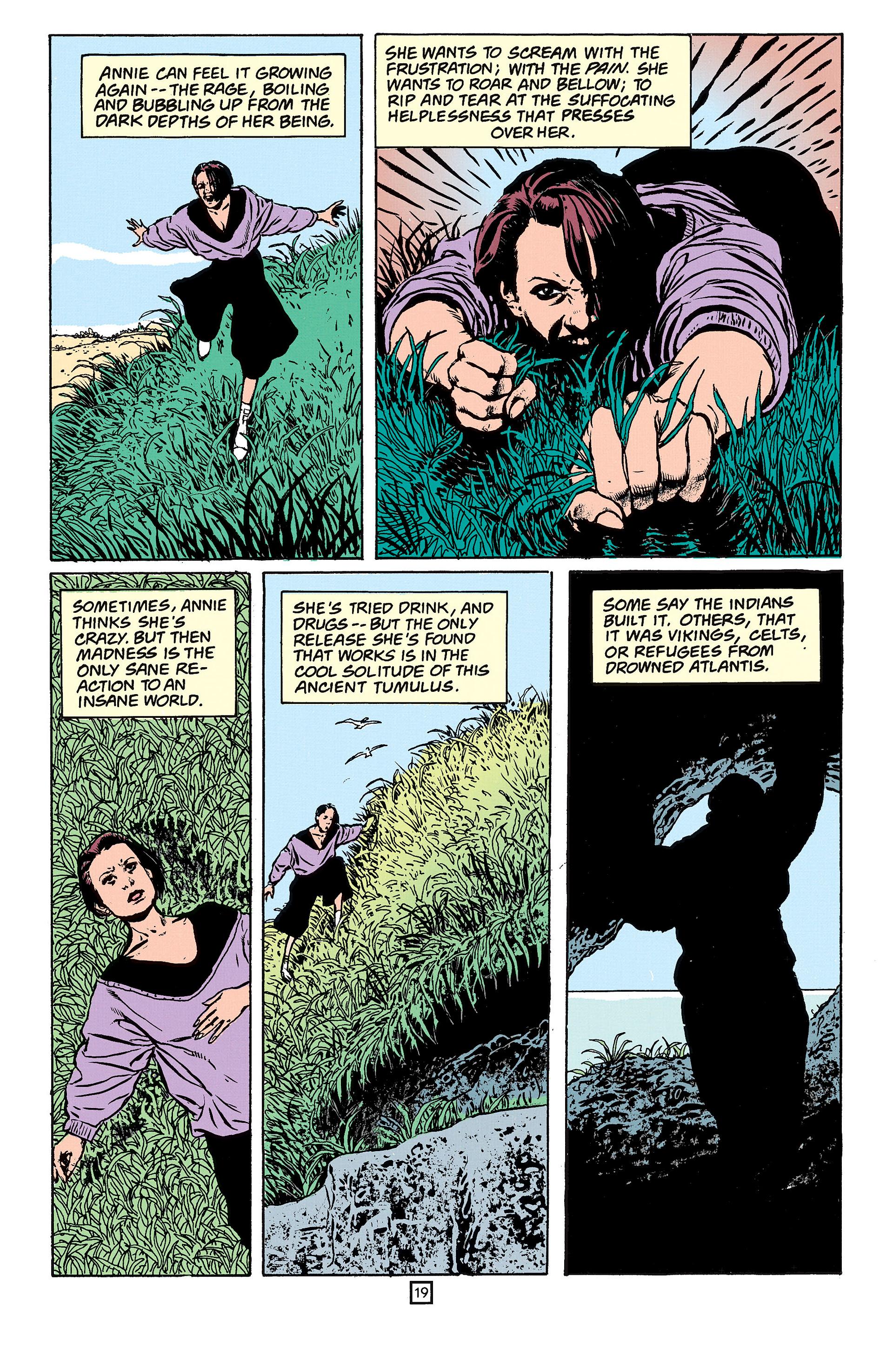 Read online Animal Man (1988) comic -  Issue #61 - 20
