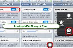 Cara Mengatasi Tombol Home iPhone Rusak