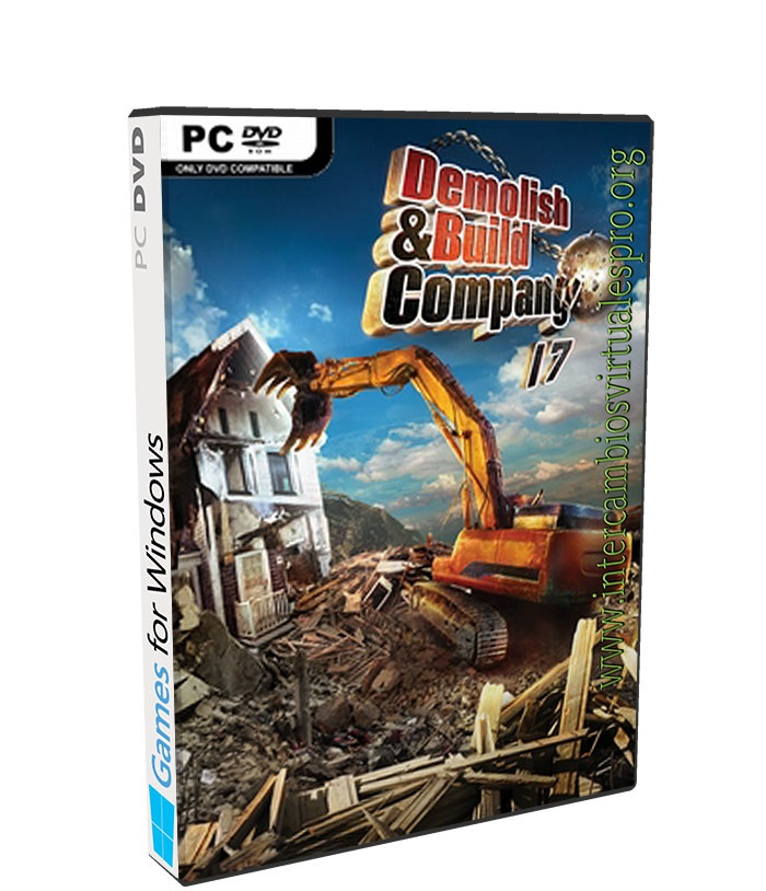 Demolish And Build Company 2017 poster box cover