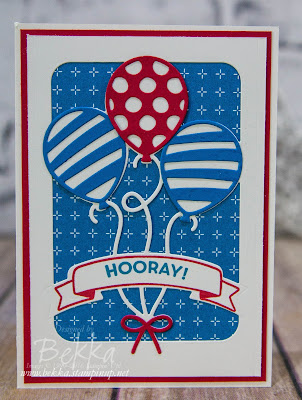 Balloon Adventure Celebration Card - sent to my team - join them here