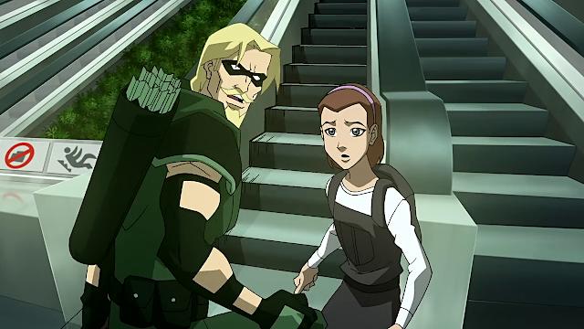 DC Showcase: Green Arrow (2010) Short Movie [English-DD5.1] 720p BluRay ESubs Download