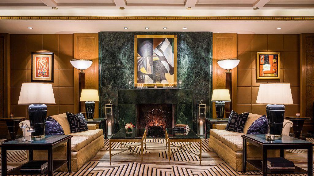 Byelisabethnl Hotel Interior Design Elegance Style At Luxurious Hotel Sofitel New York