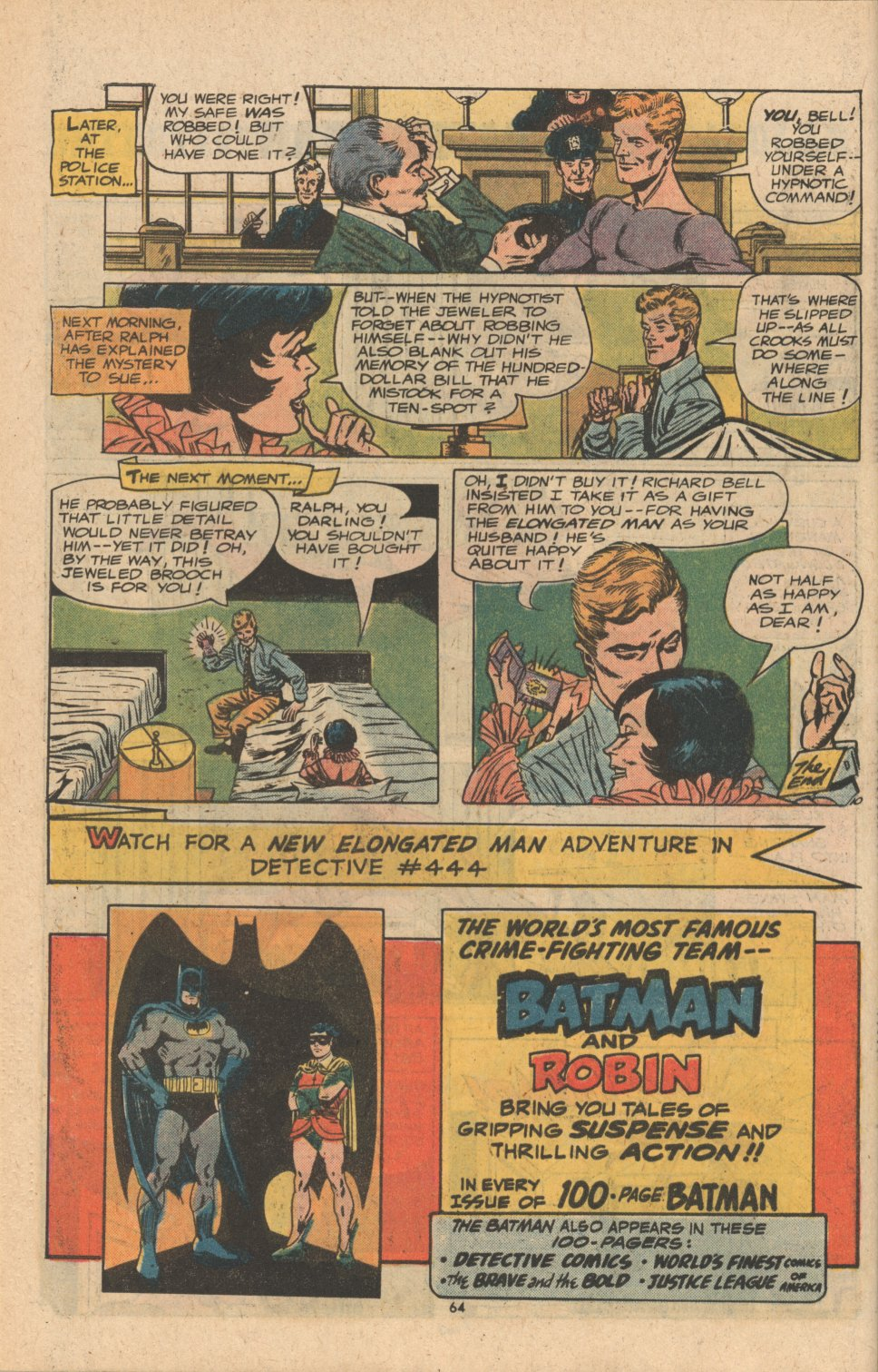 Detective Comics (1937) 442 Page 63