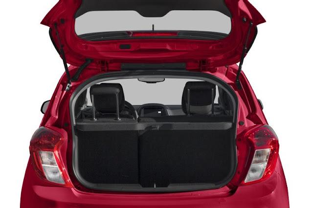 Chevrolet Spark 2017 compare