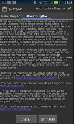 BusyBox Pro 37 APK Full Versi Terbaru 2016 Aplikasi Bobol Wifi