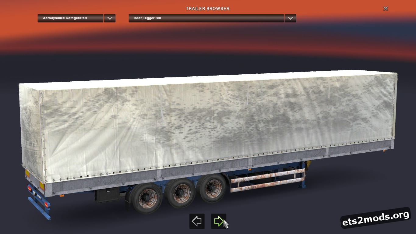 Old Trailers Pack