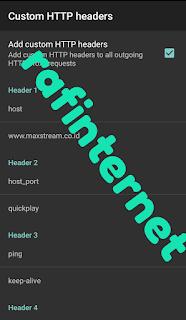 Cara mengubah kuota maxstream menjadi kuota reguler Telkomsel via psiphon pro