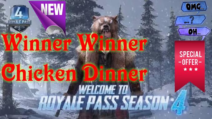 PUBG Mobile Season 4 Kam Gameplay   Winner Winner Chicken Dinner  learn2smart