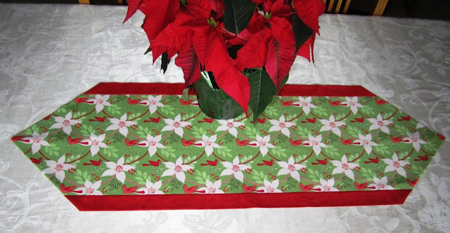 Quiltscapes tutorials tips tricks for 10 minute table runner directions
