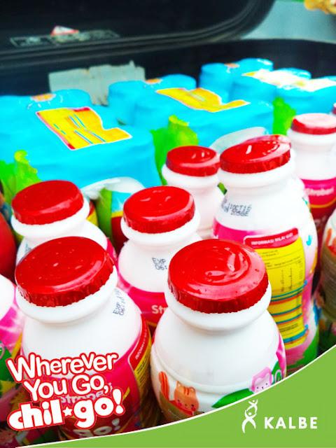 review susu cair morinaga chil-go