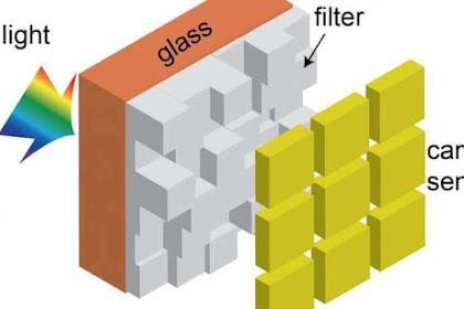 Perbedaan Sensor Filter X-Trans Dan Bayer