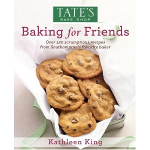 Tate's Bake Shop: Baking for Friends by Kathleen King: cookbook review