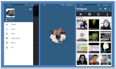 BBM New v2.13.1.14 Tema Instagram Full Features