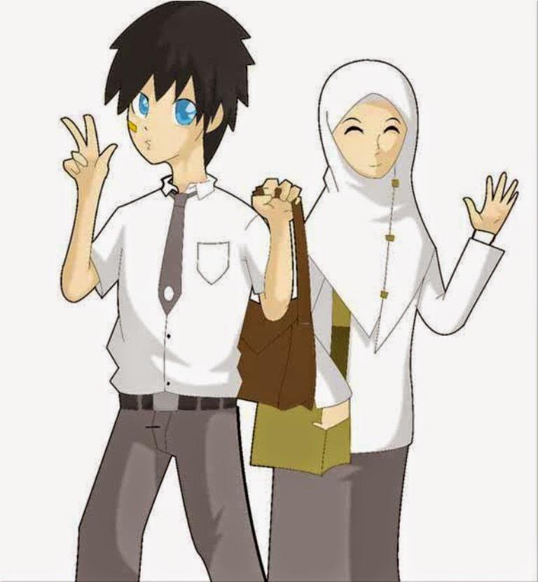 Unduh 9800  Gambar Animasi Muslim Nikah HD Free Downloads