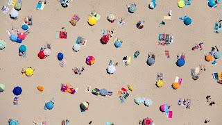 15 bãi biển đẹp mê mẩn nhìn từ trên cao - Ảnh 10