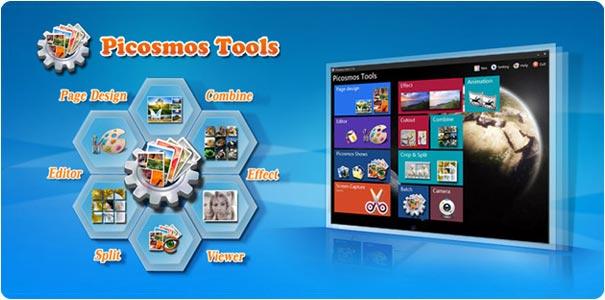 تحميل برنامج  Picosmos Tools