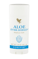 Safe deodorant that doesnt trigger breast cancer is Aloe Ever Shield