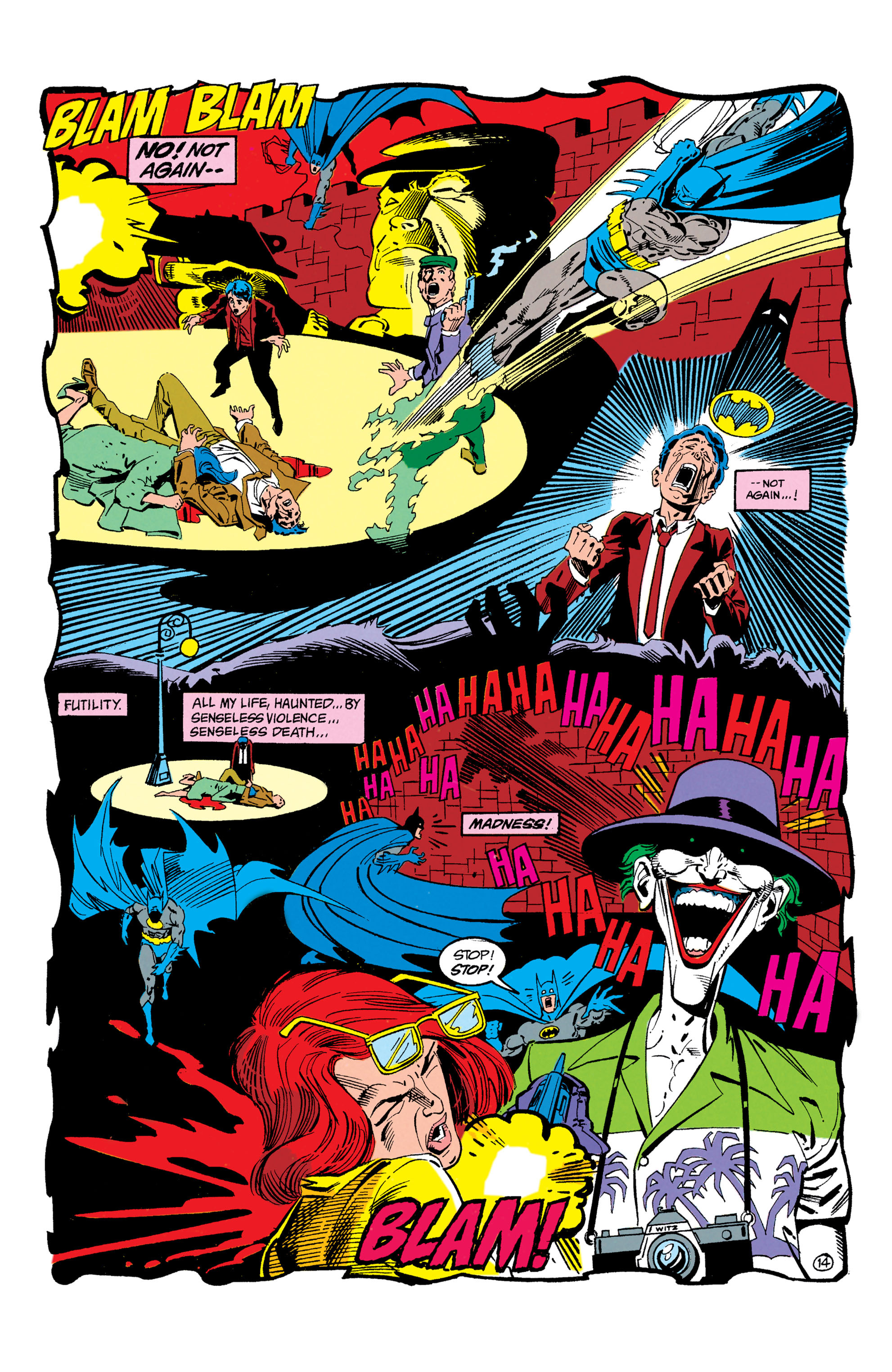 Detective Comics (1937) 606 Page 14