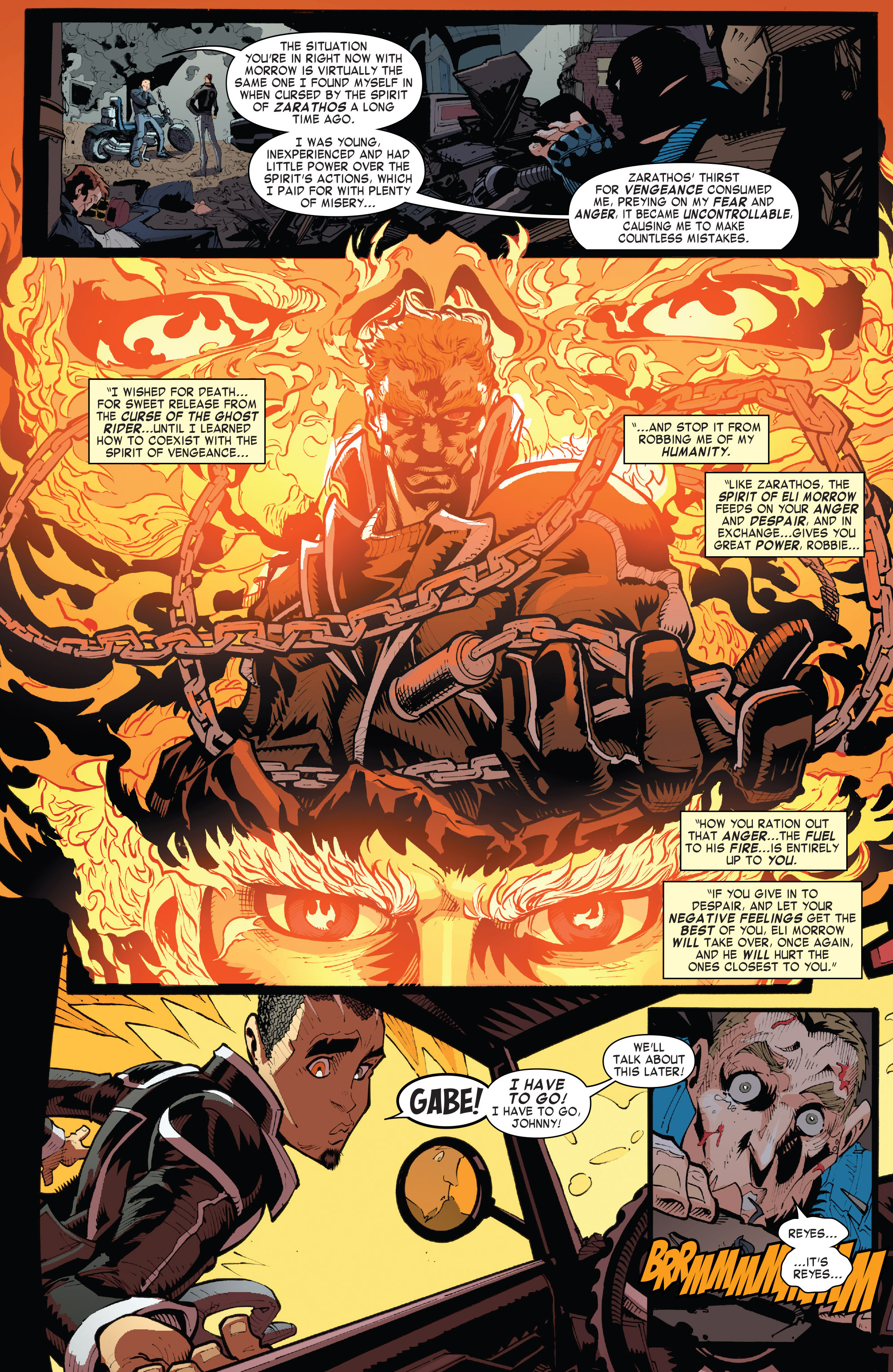 Read online All-New Ghost Rider comic -  Issue #9 - 16