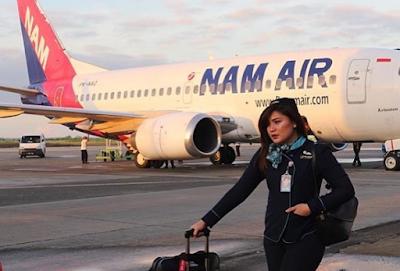 Pesawat NAM Air, Alamat Bandara Blimbingsari, Direct Flight Banyuwangi Jakarta, Direct Flight Jakarta Banyuwangi, Promo NAM Air