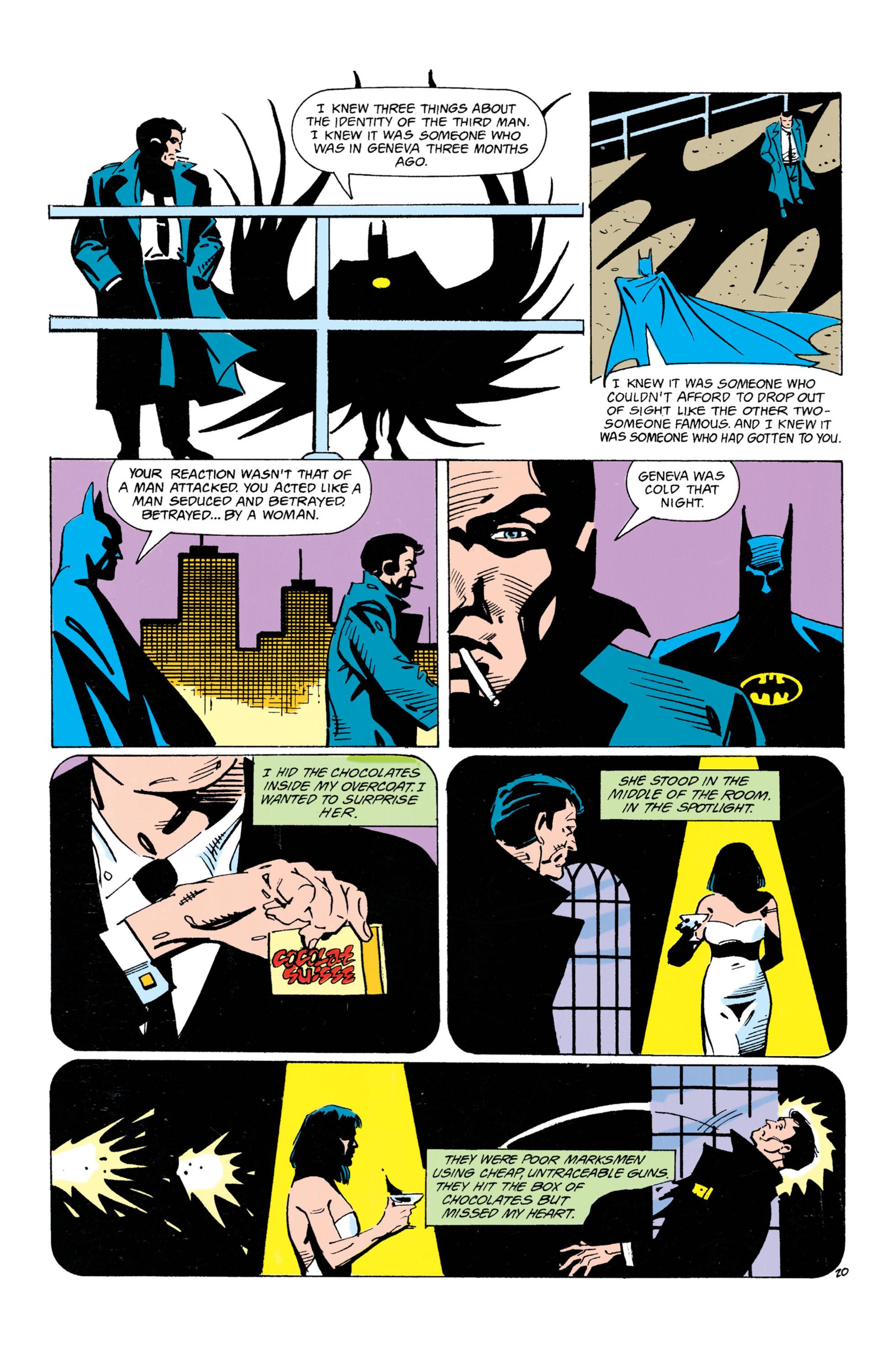Detective Comics (1937) 634 Page 20