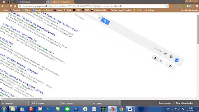 5 Keyword atau Game Rahasia di Google!