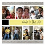 My 2011 Week In The Life pages