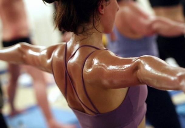 Músculos y Yoga