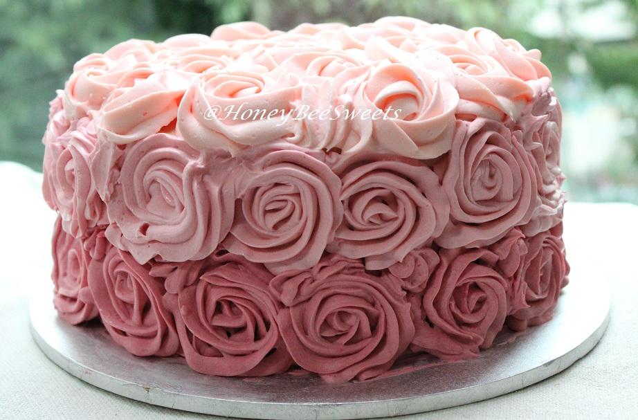 Ombre Cake Recipe Martha Stewart