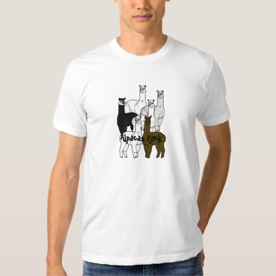 Alpacas Rock Kids and Adults Clothing