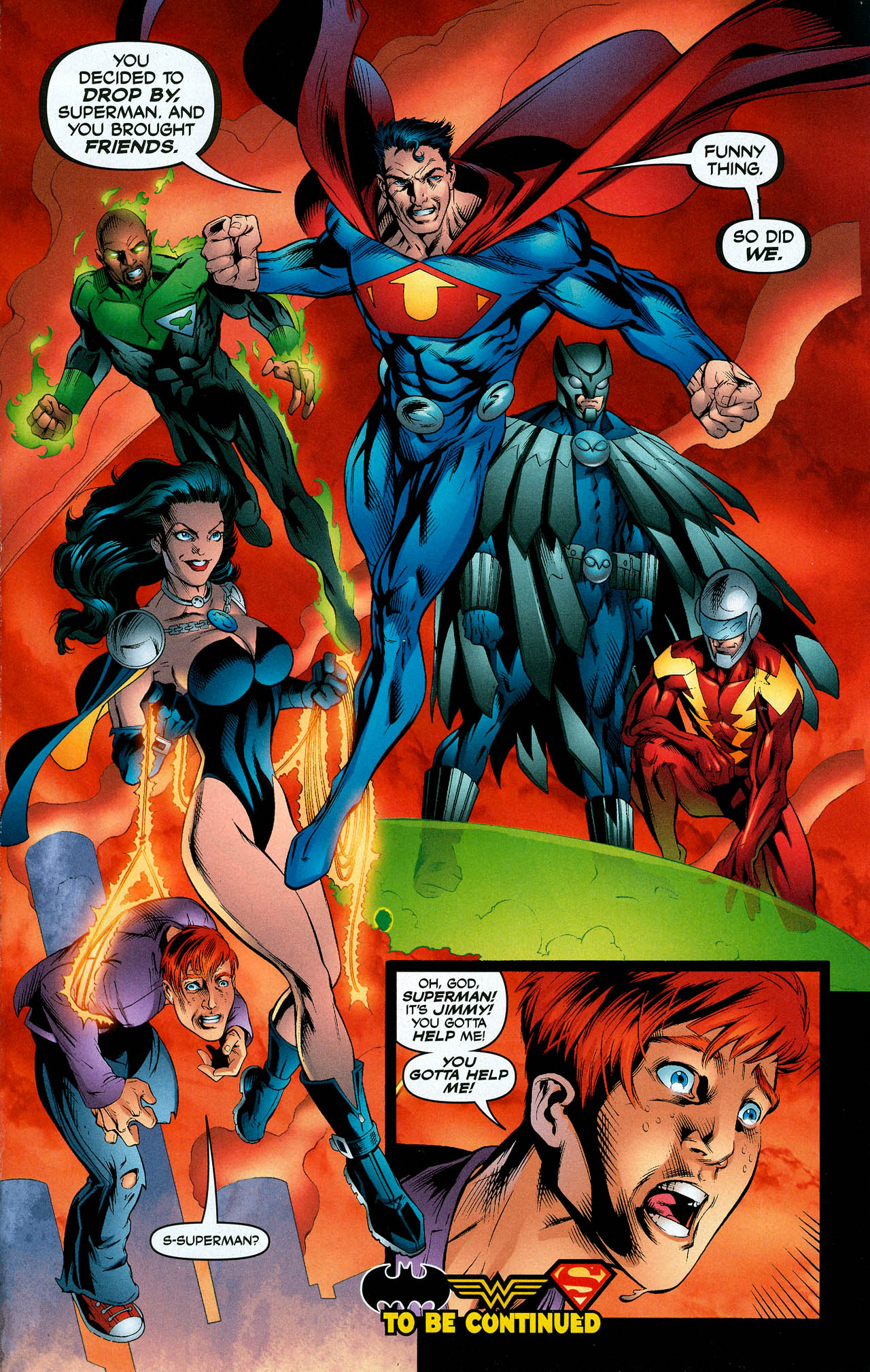Read online Trinity (2008) comic -  Issue #10 - 16