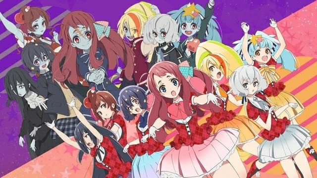 Review Anime Zombieland Saga  |  Melanjutkan Kehidupan Para Zombie Menjadi Idol