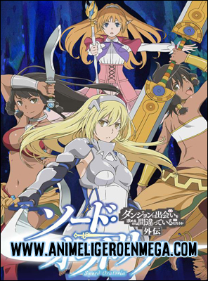 Dungeon ni Deai wo Motomeru no wa Machigatteiru Darou ka Gaiden Sword Oratoria: Todos los Capítulos (12/12) [MEGA - MediaFire] BD HDL