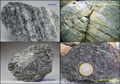 Tekstur dan terbentuknya batuan genes