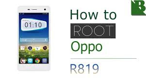 OPPO R819 Official USB Driver Download Here,