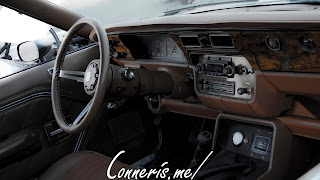 AMC Eagle Sx4 Interior