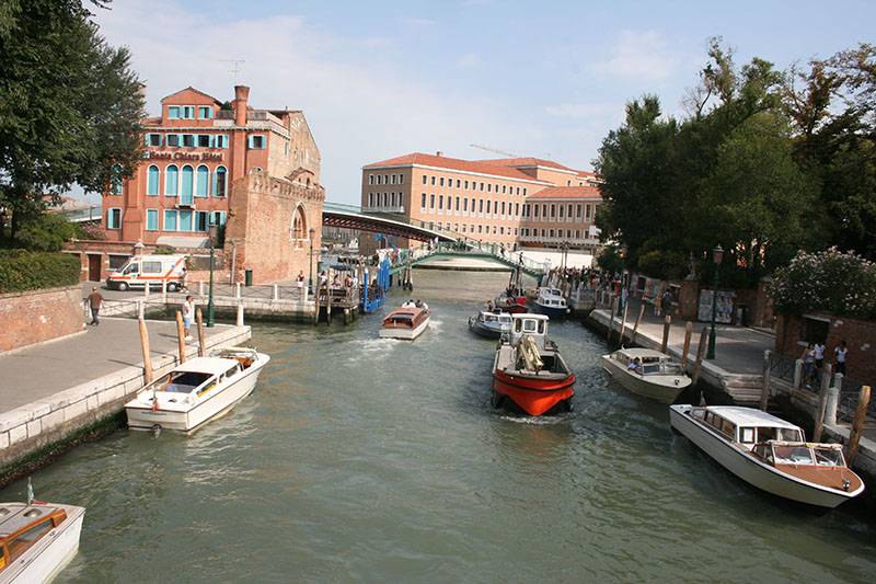 Venice as the City of Waters