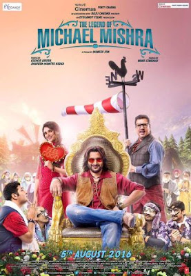 The Legend Of Michael Mishra 2016 Hindi WEB HDRip 720p 550mb HEVC