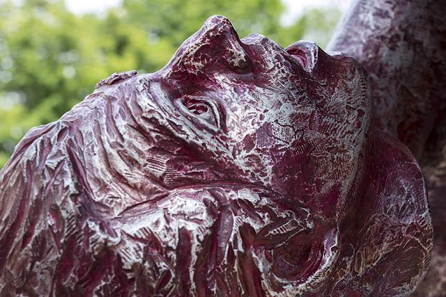 Francis Montillaud_Quiproquo Monumental_Sculpture_Statue_Art public_Passages Insolites_Ex Muro_Québec