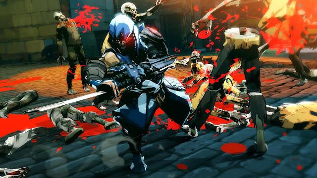 Yaiba Ninja Gaiden Z - Xbox 360 - Multi5 - Captura 2