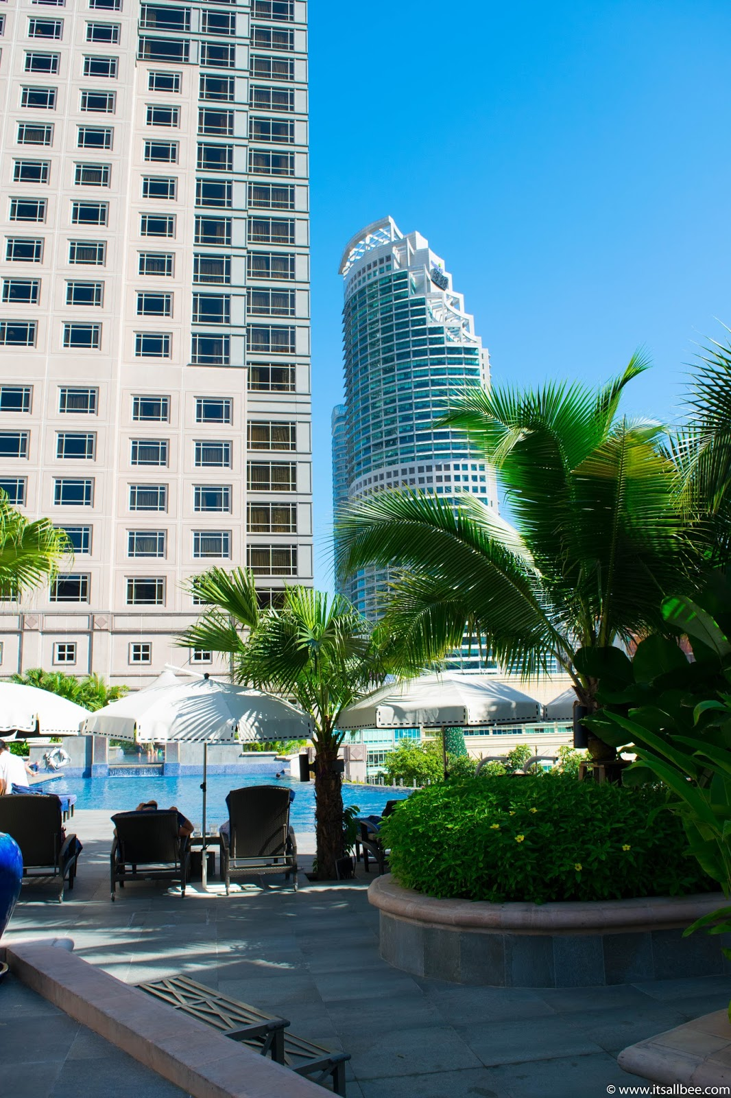 Mandarin Oriental Hotel Klcc Where To Stay In Kuala Lumpur