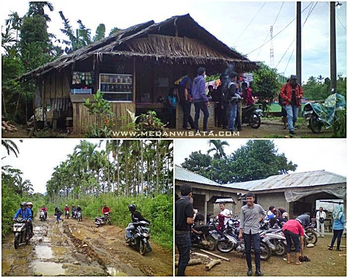 Goa dan Air Terjun Karsima Sumatera Utara