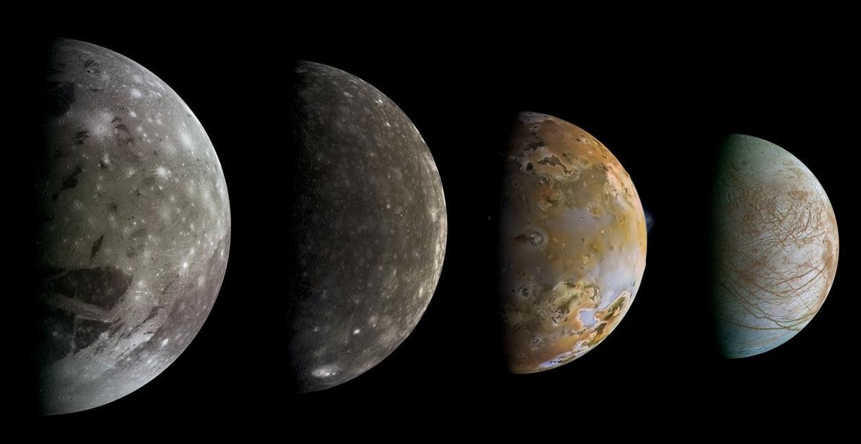 galilean moons of mars - photo #2
