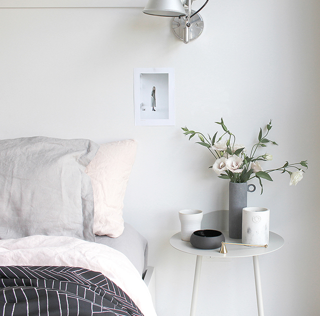 Nordic Chaser: T.D.C: My Zakkia Nordic Nightstand For Mother's Day