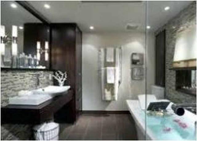Inexpensive Bathroom Spa Ideas IB SI3