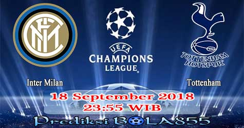 Prediksi Bola855 Inter Milan vs Tottenham 18 September 2018