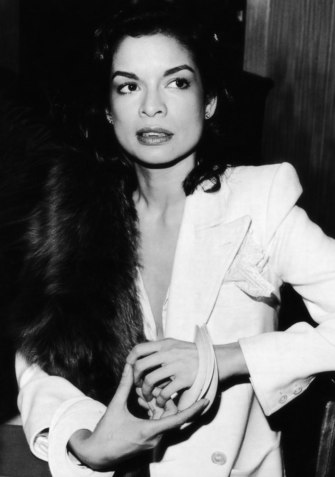 Music N' More: Rolling Stones Women: Bianca Jagger