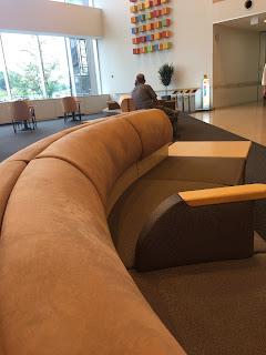 Sofa para clientes